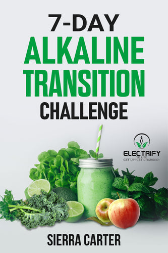 7-Day Alkaline Transition Challenge!! (March 8th to March 15th)