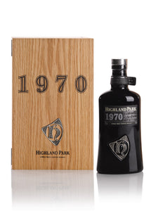 Distillery: Highland Park Name: Orcadian Series 1970 Volume: 70CL ABV: 48% Notes: For Sale In Singapore Only Origin: Kirkwall, Island, Scotland