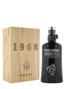 Distillery: Highland Park Name: Orcadian Series 1968 Volume: 70CL ABV: 45.6% Notes: Special Editions : Scotland Origin: Kirkwall, Island, Scotland
