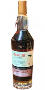 Distillery: Clynelish Name: 35 Years : Cask Of Distinction Volume: 70CL ABV: 52.2% Notes: Special Editions : Scotland Origin: Brora, Highland, Scotland