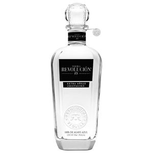 Name: Revolucion Anejo Cristalino Volume: 70CL ABV: 35% Notes: Tequila