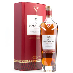 Distillery: The Macallan Name: Rare Cask Volume: 70CL ABV: 43% Notes: Single Malt Origin: Craigellachie, Speyside, Scotland
