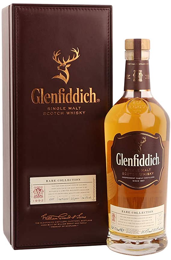 Glenfiddich - 1992 Rare Collection 24 Years ( 120 / 200 )