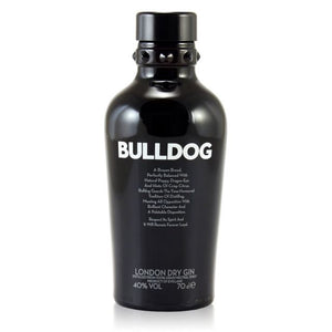 Name: Bulldog Volume: 75CL ABV: 40% Notes: Gin