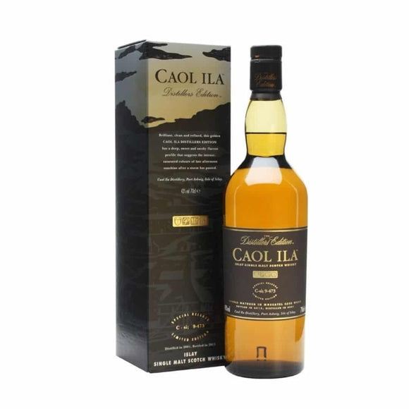 Caol ila - Distillers Edition 2013