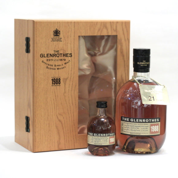 The Glenrothes - 1988 21 Years