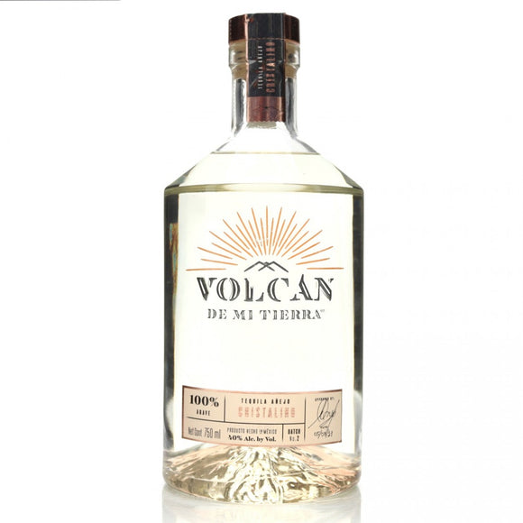 Name: Volcan Cristalino Volume: 75CL ABV: 40% Notes: Tequila