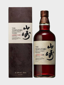 Distillery: Yamazaki Name: Sherry Cask 2016 Volume: 70CL ABV: 48% Notes: Special Editions : Japan Origin: Japan