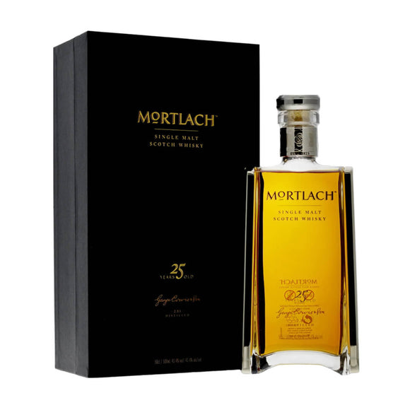 Mortlach 25 Years