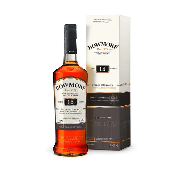 Bowmore - 15 Years