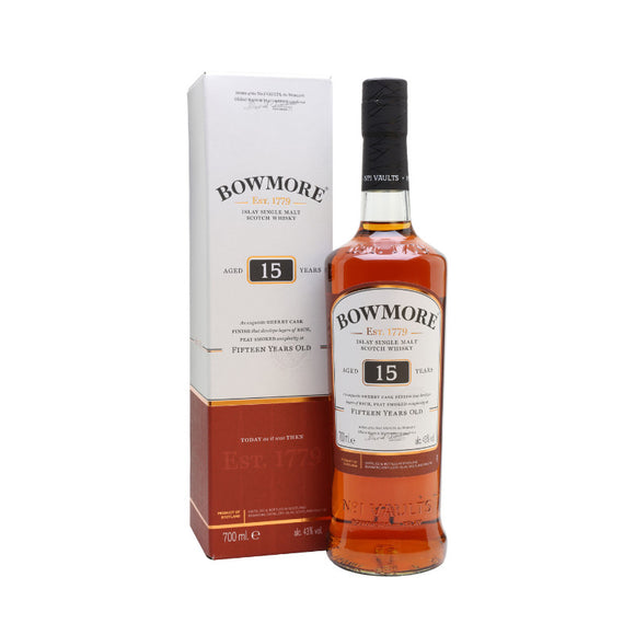 Bowmore - 15 Years Sherry Cask