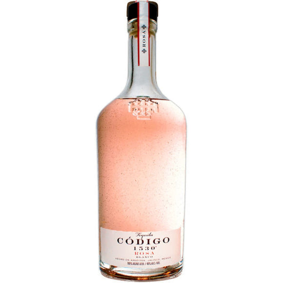 Name: Codigo Tequila Rosa Volume: 75CL ABV: 40% Notes: Tequila