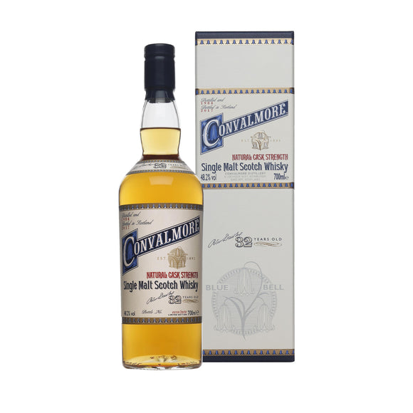 Distillery: Convalmore Name: 32 Years ( Diageo 2017 Special Edition Release ) Volume: 70CL ABV: 48.2% Notes: For Sale In Singapore Only Origin: Scotland