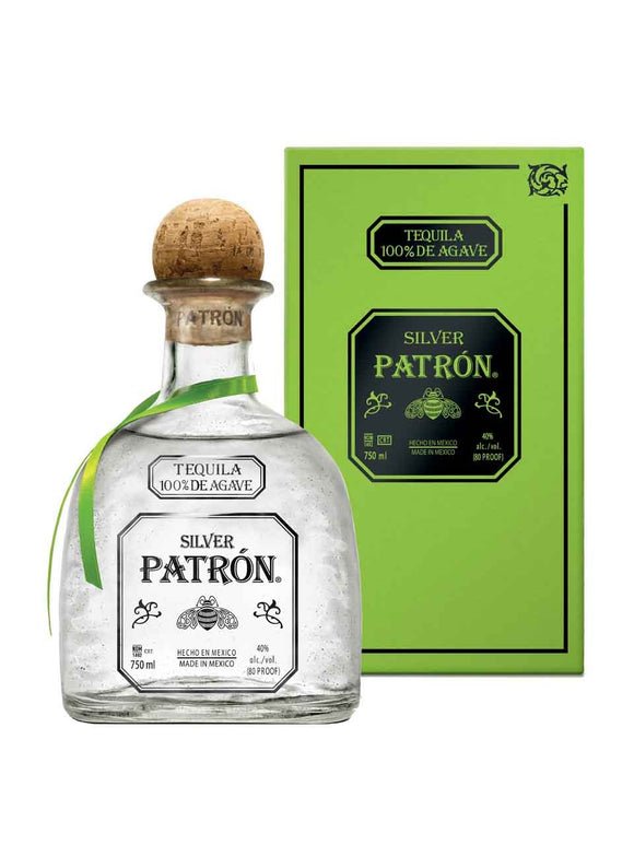 Name: Patron Silver Volume: 70CL ABV: 45% Notes: Tequila