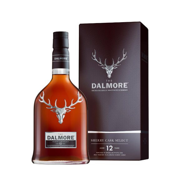 The Dalmore - 12 Years Sherry Cask Select
