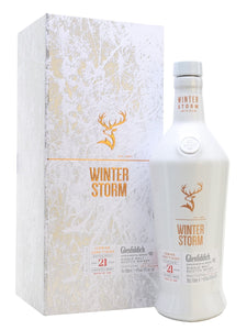 Distillery: Glenfiddich Name: Winter Storm Batch 2 Volume: 70CL ABV: 43% Notes: Single Malt Origin: Dufftown, Speyside, Scotland
