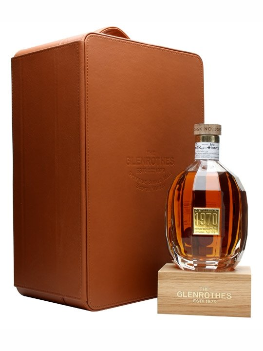 The Glenrothes - 1970 42 Years : Single Cask