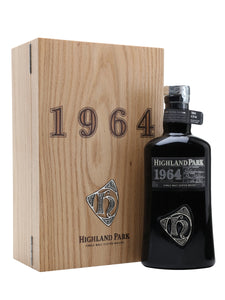 Distillery: Highland Park Name: Orcadian Series 1964 Volume: 70CL ABV: 42.2% Notes: For Sale In Singapore Only Origin: Kirkwall, Island, Scotland