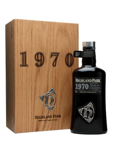 Distillery: Highland Park Name: Orcadian 1970 Volume: 70CL ABV: 48% Notes: Items Available At Singapore Only Origin: Kirkwall, Island, Scotland