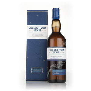 Distillery: Collectivum Name: XXVIII ( Diageo 2017 Special Edition Release ) Volume: 70CL ABV: 57.3% Notes: For Sale In Singapore Only Origin: Scotland