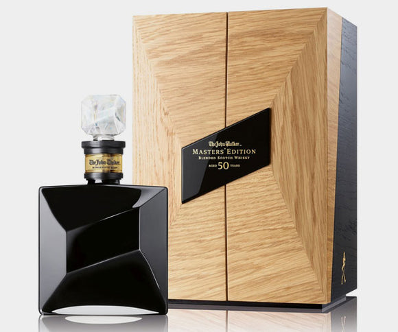 Distillery: John Walker Name: 50 Years Master's Edition Volume: 70CL ABV: 43% Notes: Items Available At Singapore Only Origin: Scotland