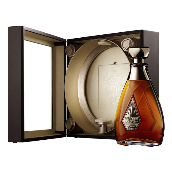 Distillery: John Walker & Sons Name: Odyssey Volume: 70CL ABV: 40% Notes: Blended Malt Origin: Scotland