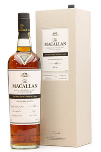 Distillery: The Macallan Name: 2017/Esb-9100/13 (2003/14 Years Old) Volume: 70CL ABV: 60% Edition: Single Cask Notes: The Macallan Expectional Single Cask Origin: Craigellachie, Speyside, Scotland