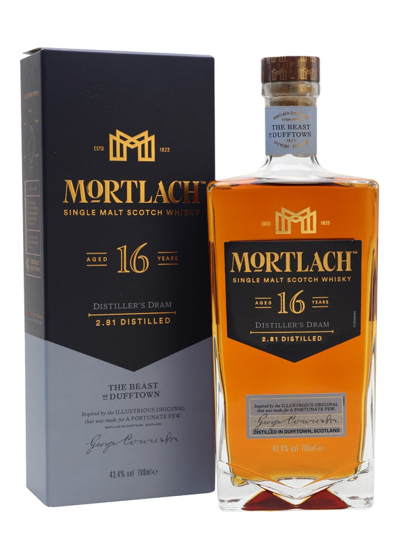 Mortlach - 16 Years