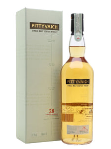 Distillery: Pittyvaich Name: 28 Years ( Diageo 2018 Special Release ) Volume: 70CL ABV: 52.1% Notes: For Sale In Singapore Only Origin: Scotland