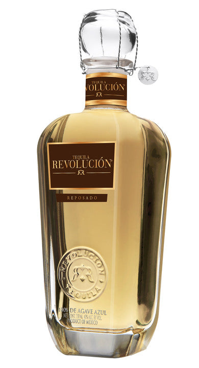 Name: Revolucion Reposado Volume: 70CL ABV: 35% Notes: Tequila