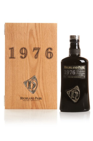Distillery: Highland Park Name: Orcadian 1976 Volume: 70CL ABV: 49.1% Notes: Items Available At Singapore Only Origin: Kirkwall, Island, Scotland