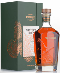 Distillery: Wild Turkey Name: Master's Keep Volume: 75CL ABV: 54.5% Notes: Bourbon Origin: USA