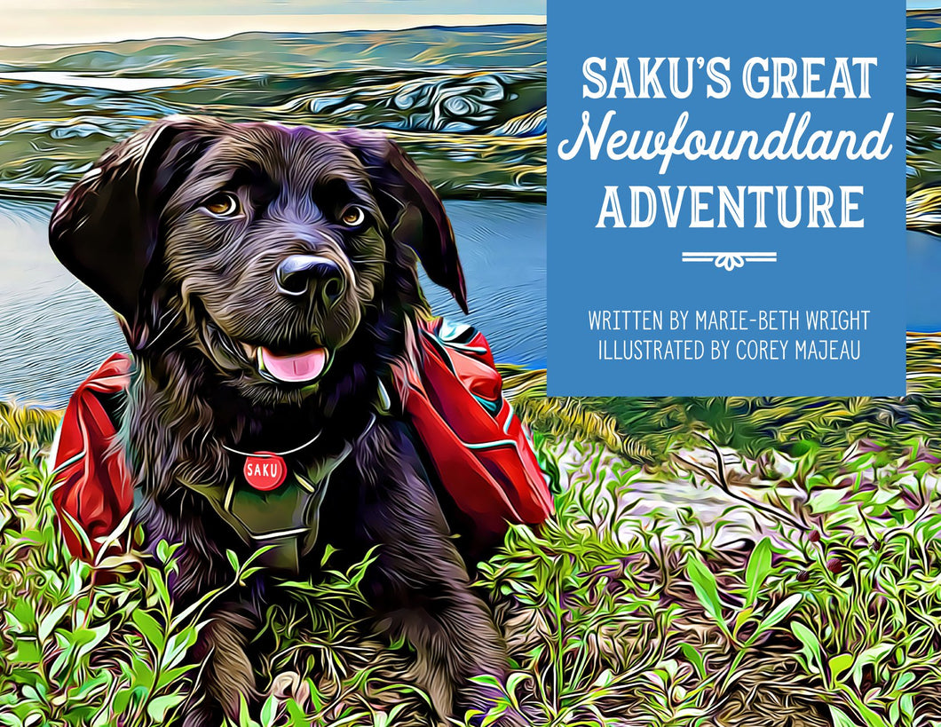 Saku's Great Newfoundland Adventure