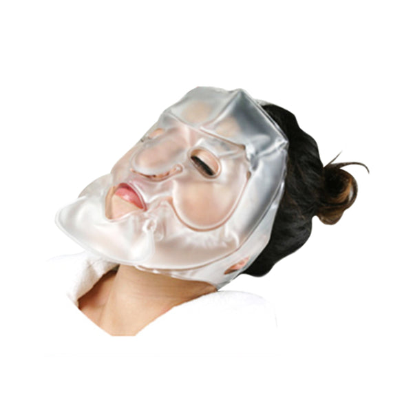 Snow mask for the face
