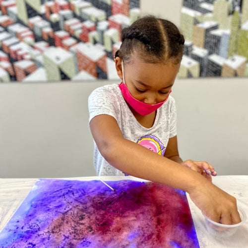 Art Exploration (age 4-7) Feb. 20-March 27