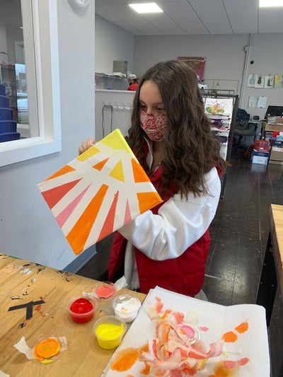 Wellness through Art, Summer Workshop Series (Tuesdays)