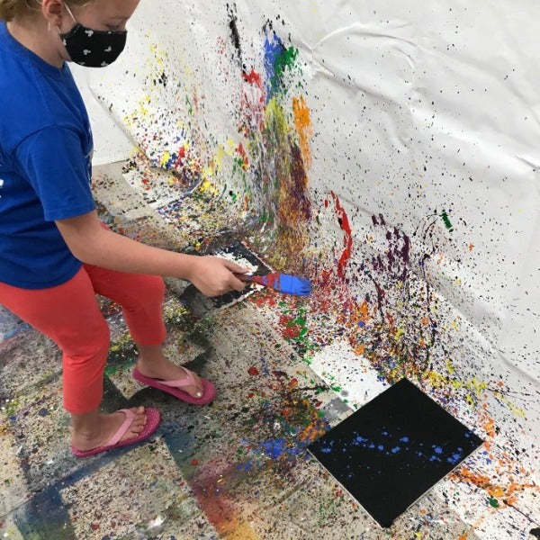 Painting Extravaganza Summer camp (age 6-14) August 16-20