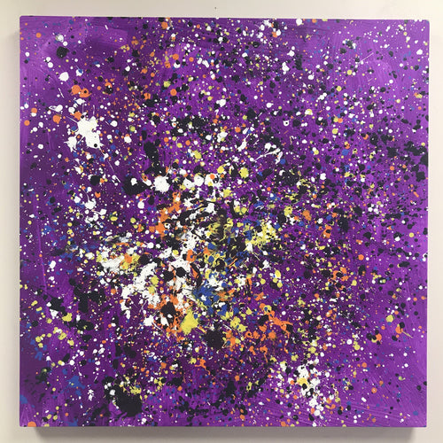 Adult Splatter Art Night, Sept. 26th