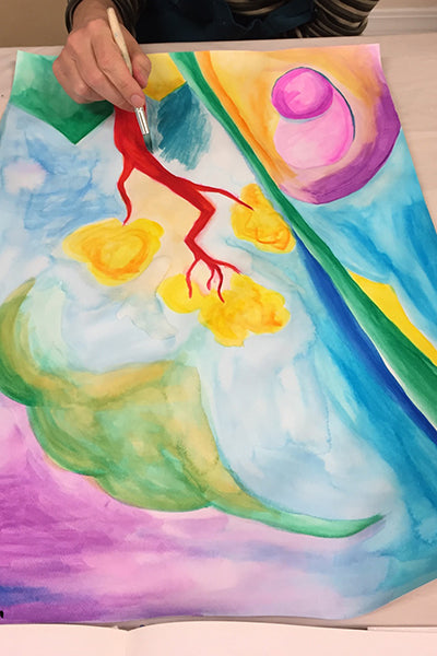 Sept. 20, Cultivating Mindfulness Through Art (ages 15-adult): Watercolor