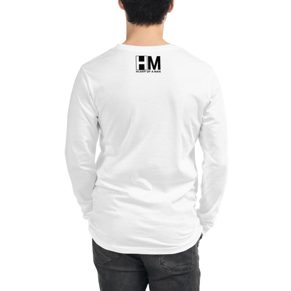 God is Huge Long Sleeve Tee