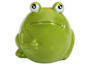 Fat Frog Figurine