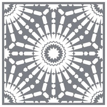 Load image into Gallery viewer, Moroccan Tile Stencil