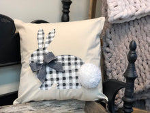 Load image into Gallery viewer, Gingham Bunny Pillow Workshop