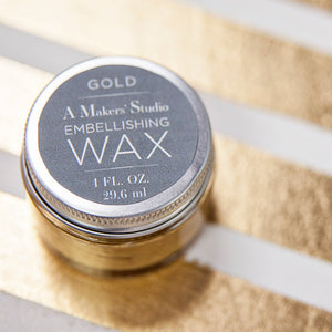 Embellishing Wax