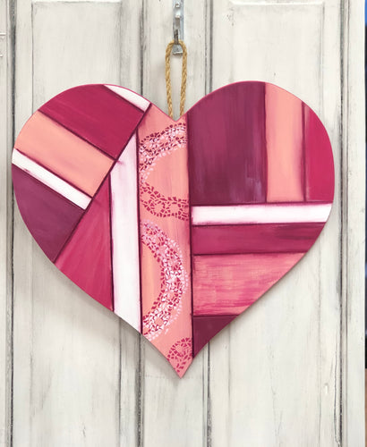 Heart Door Hanger Workshop