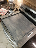 Noodle Board Stove Top Cover