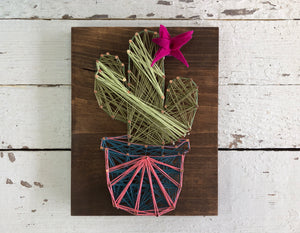 String Art  Walk In Workshop Project-Choose From Many Design Options