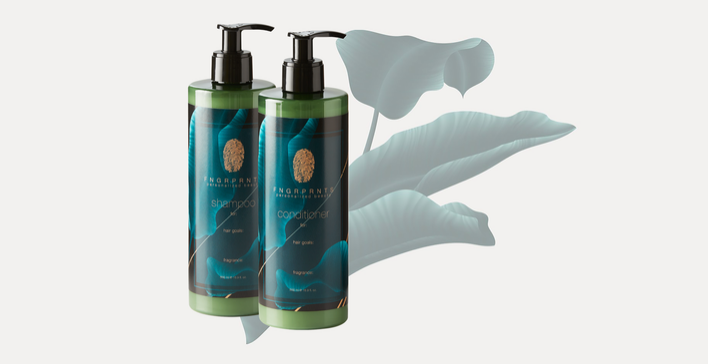 Personalized hair care<br> just for you