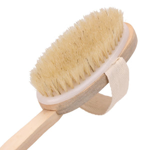 Soft Natural Spa Body Brush
