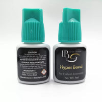 Hyper Bond Eyelash Extension Glue Very Fast Dry Strong Adhesive